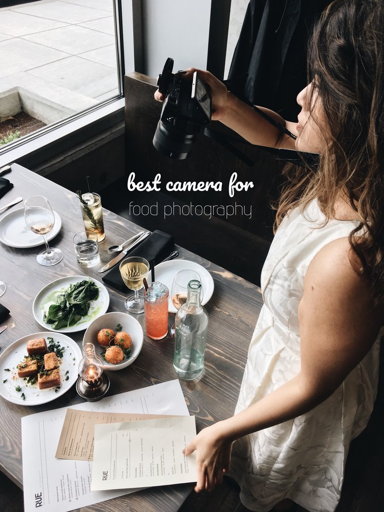 Best Camera for Food Photography — the snobby foodie