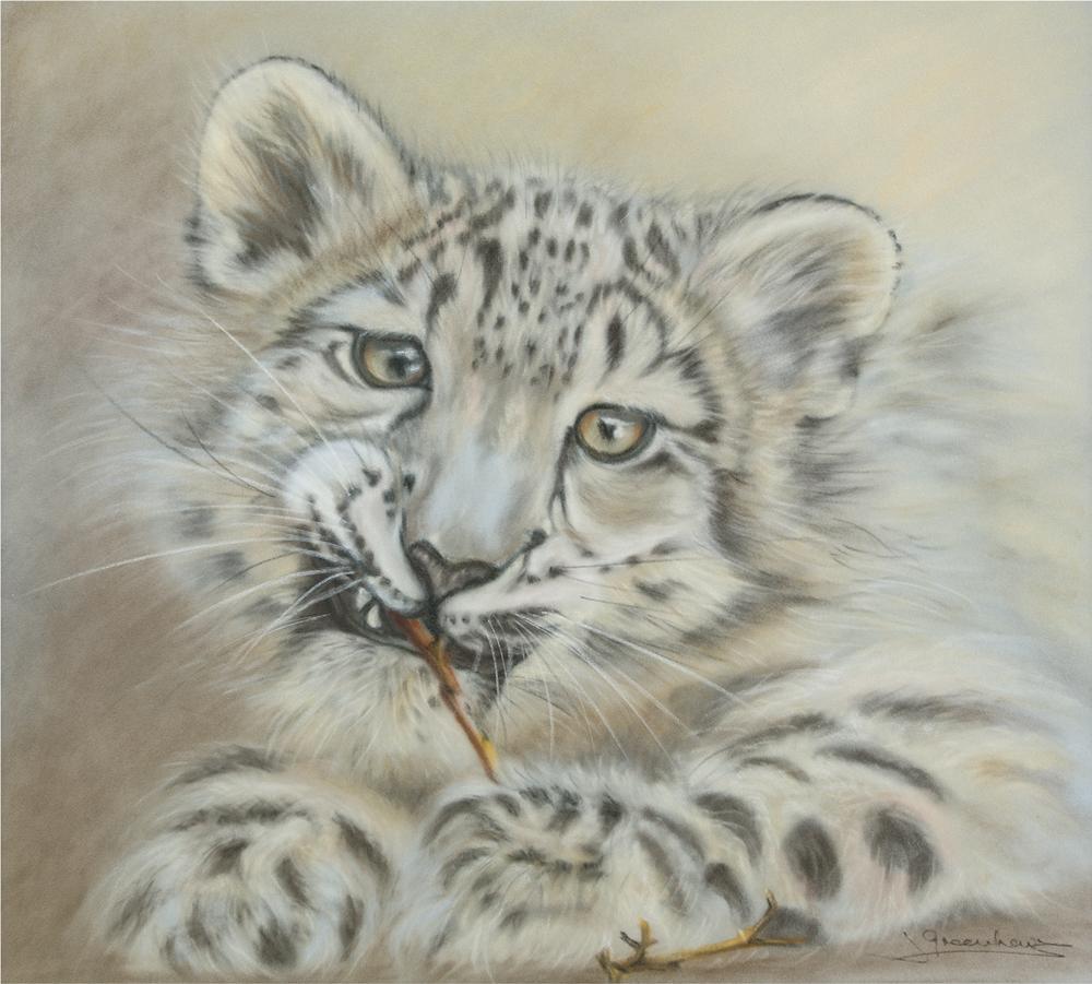 My Stick by Jackie Greenhowe