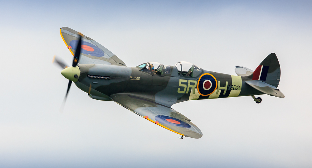 Dual seater Spitfire