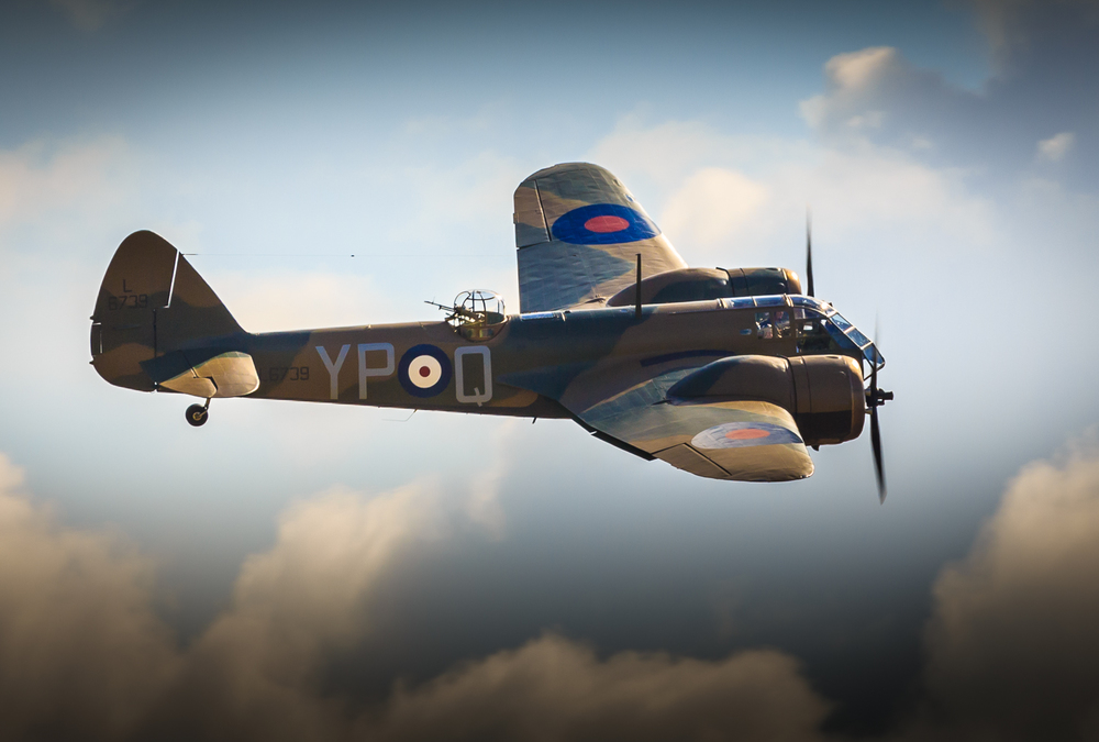 Bristol Blenheim Bomber mki