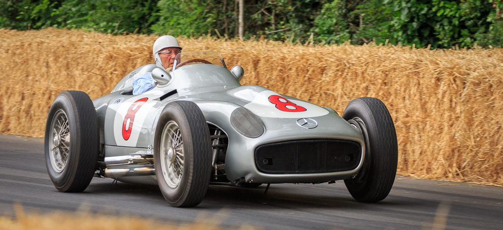 The legend that is Sir Sterling Moss