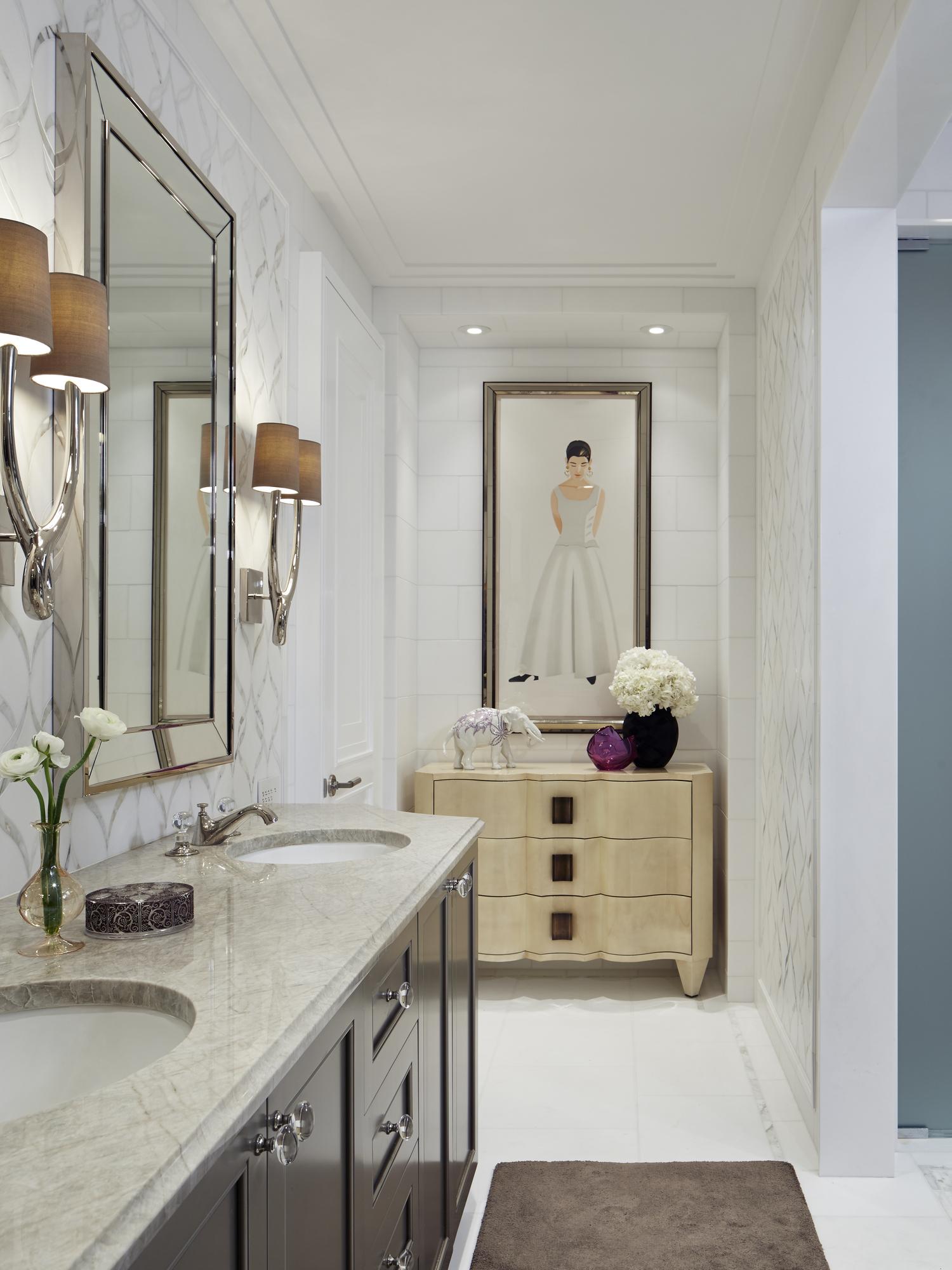 MASTER BATHROOM RENOVATION — KADLEC ARCHITECTURE + DESIGN