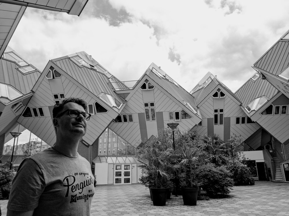 Stefan Bon: summer 2017 in Rotterdam
