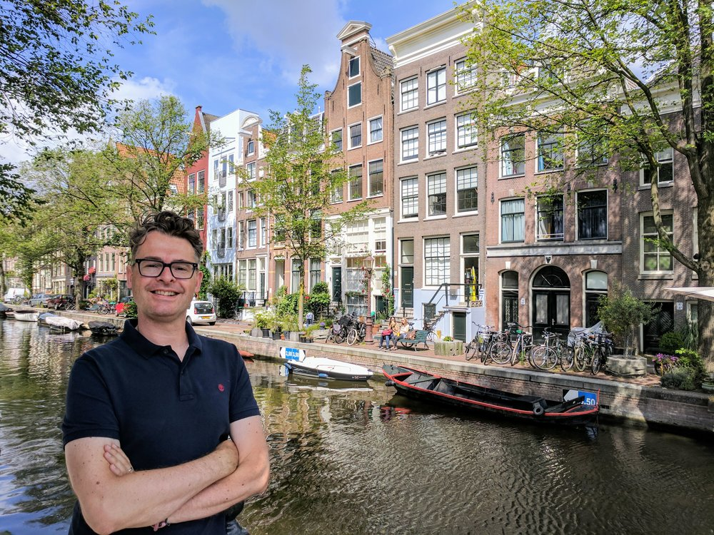 Stefan Bon: summer 2017 in Amsterdam