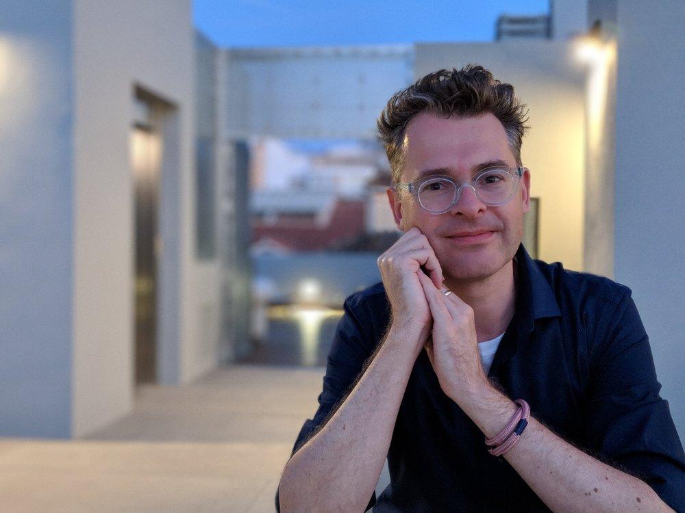 Stefan Bon: spring 2018 in Malaga