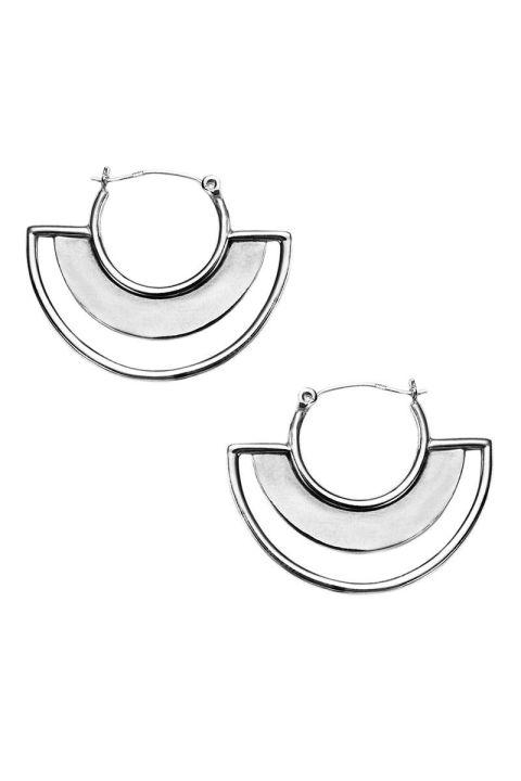 Pamela Love Sunset Earrings, $145