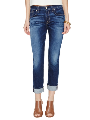 7 for all Mankind relaxed skinny, $198