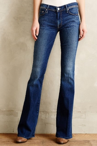 Mother Cruiser Flare Jeans, $220