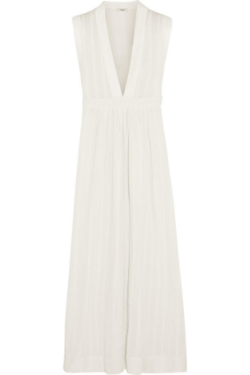 Madewell Dominica cotton-voile maxi dress ($130)