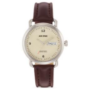 Jack SpadeStillwell Cream Watch , Bloomingdales, $328