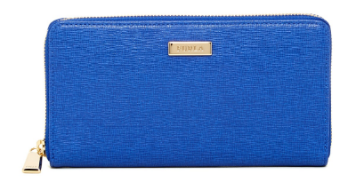 Furla Classic Extra Large Leather Zip Around Wallet, Nordstrom Rack, $79.97 (reg. $178)