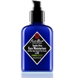 Jack Black    Double-Duty Face Moisturizer SPF 20 , $28