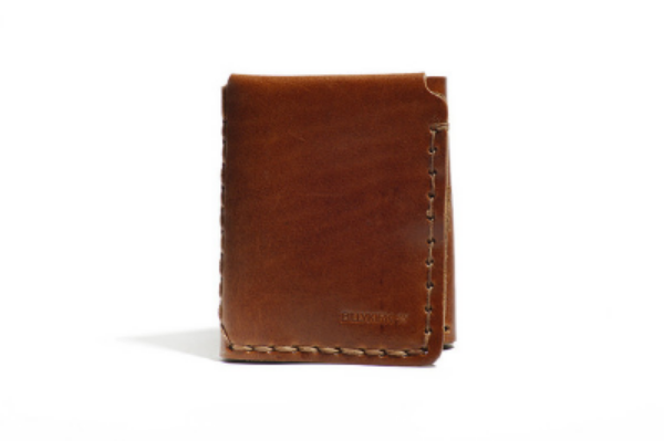 Billy Kirk Men's Leather Wallet