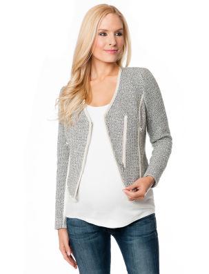 Rebecca Taylor Tweed Maternity Jacket , $240