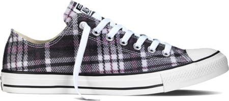 Converse Plaid Chuck Taylor Sneaker , $55