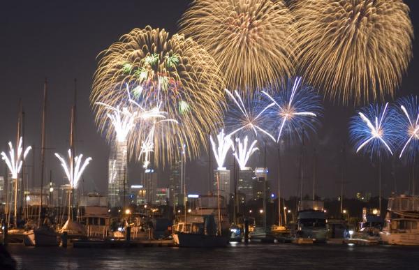 Berkeley-Marina-fireworks