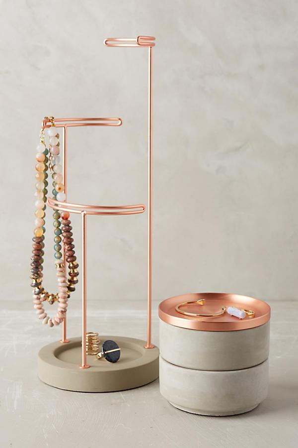 Tresora Jewelry Stand, $48