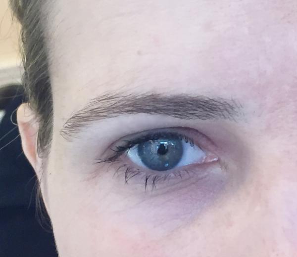 Megan's Natural Brow