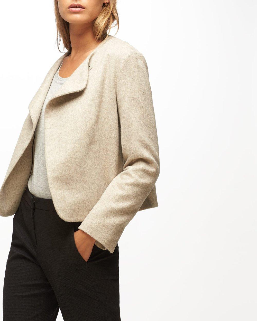 Jigsaw Wool Jacket