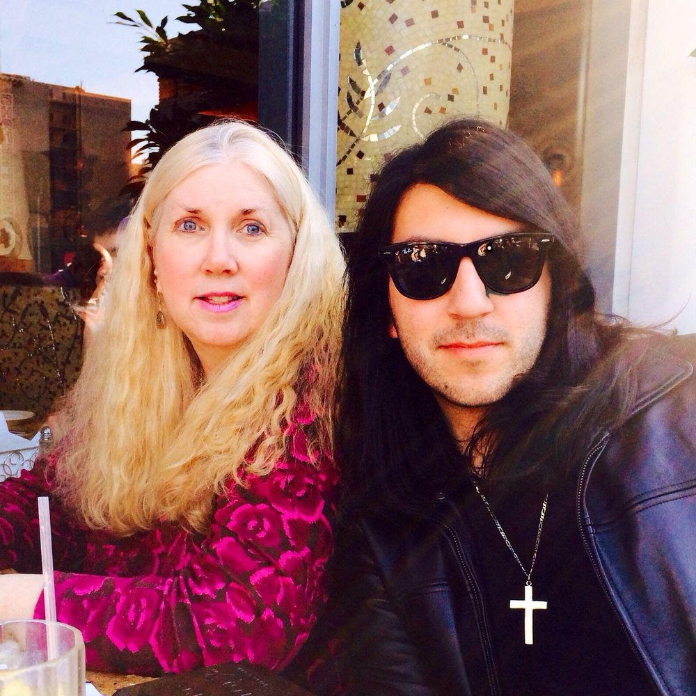 Photo Courtesy of The Tropicanyon: Ryan and His Gorgeous Mama