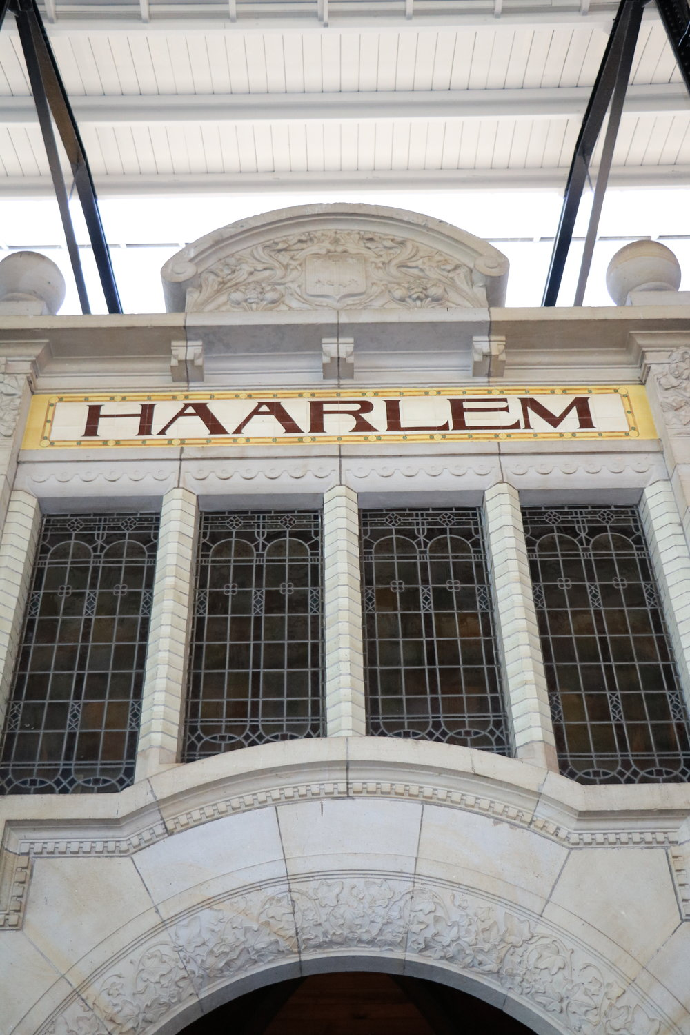 Haarlem-train-station