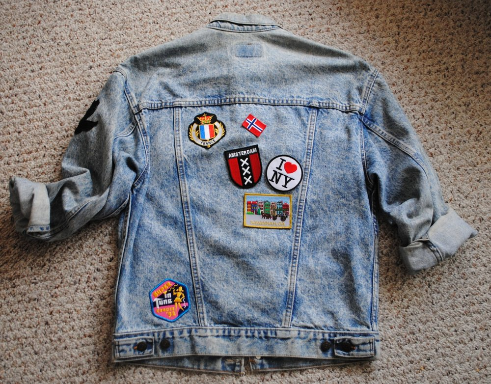 Fall-Patch-Trend-On-Denim-Jacket