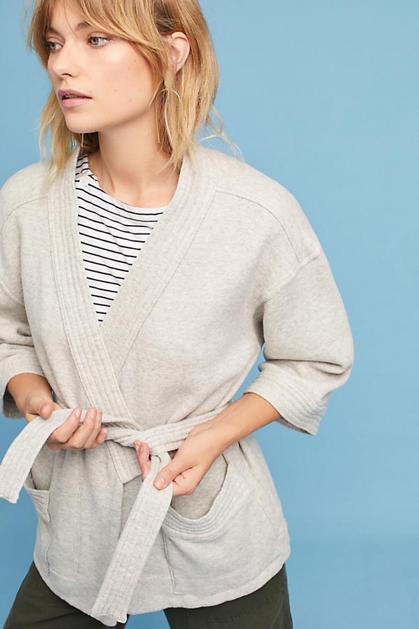 Anthropologie Kimono Jacket