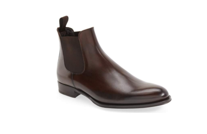 INVESTMENT:  Too Boot New York Toby Chelsea Boot, $395