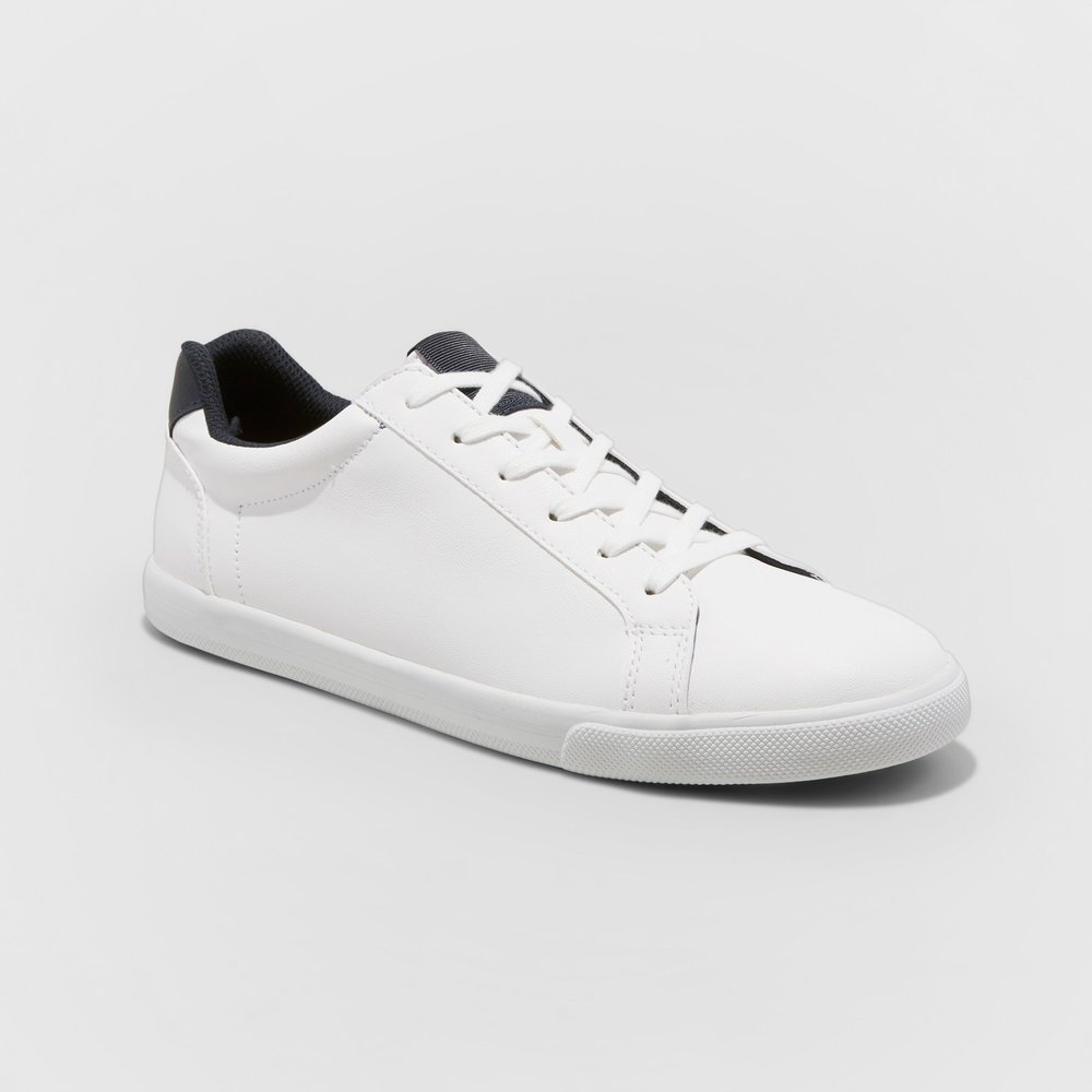 STYLE STEAL:  Goodfellow & Co. Jared Lo Pro Tennis Shoe, $29.99