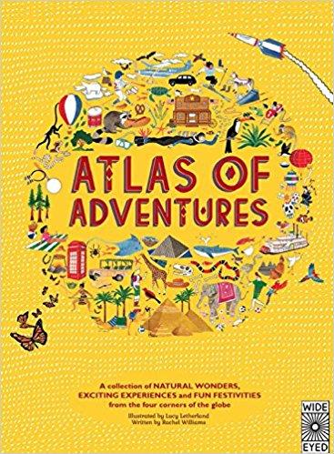 Atla of Adventures, $27