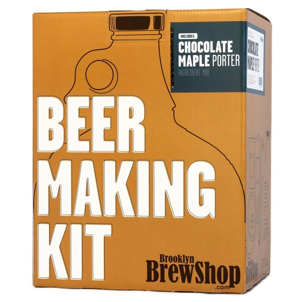 Brooklyn Brew Shop Kit, $39