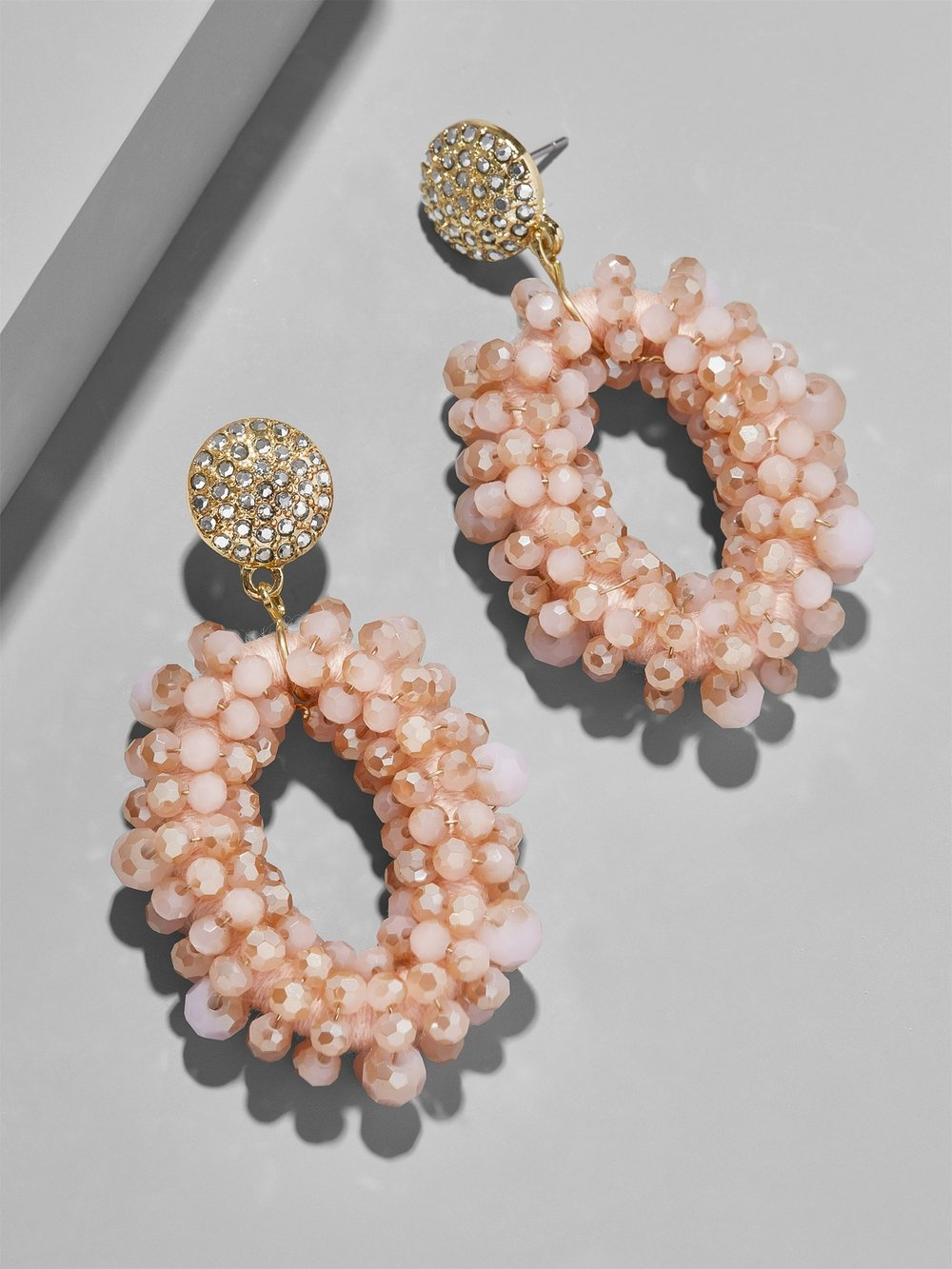 Eve Hoop Earrings $36
