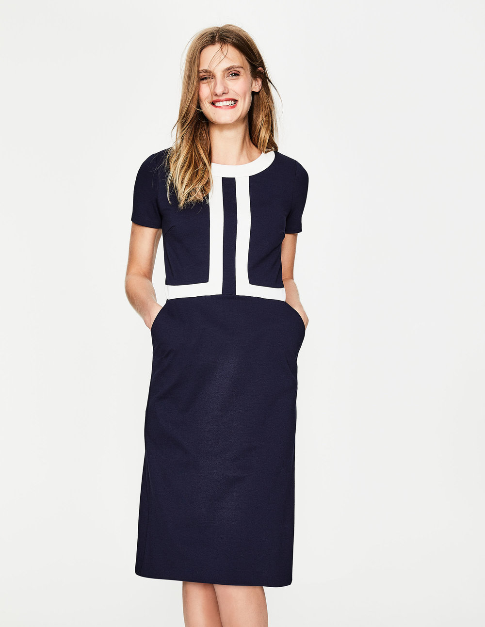 Joan Ponte Dress $130