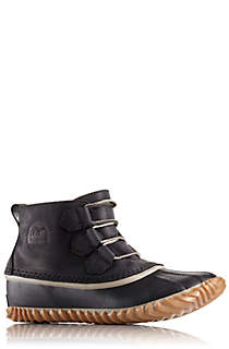 WOMEN'S OUT N ABOUT™ LEATHER DUCK BOOT $115