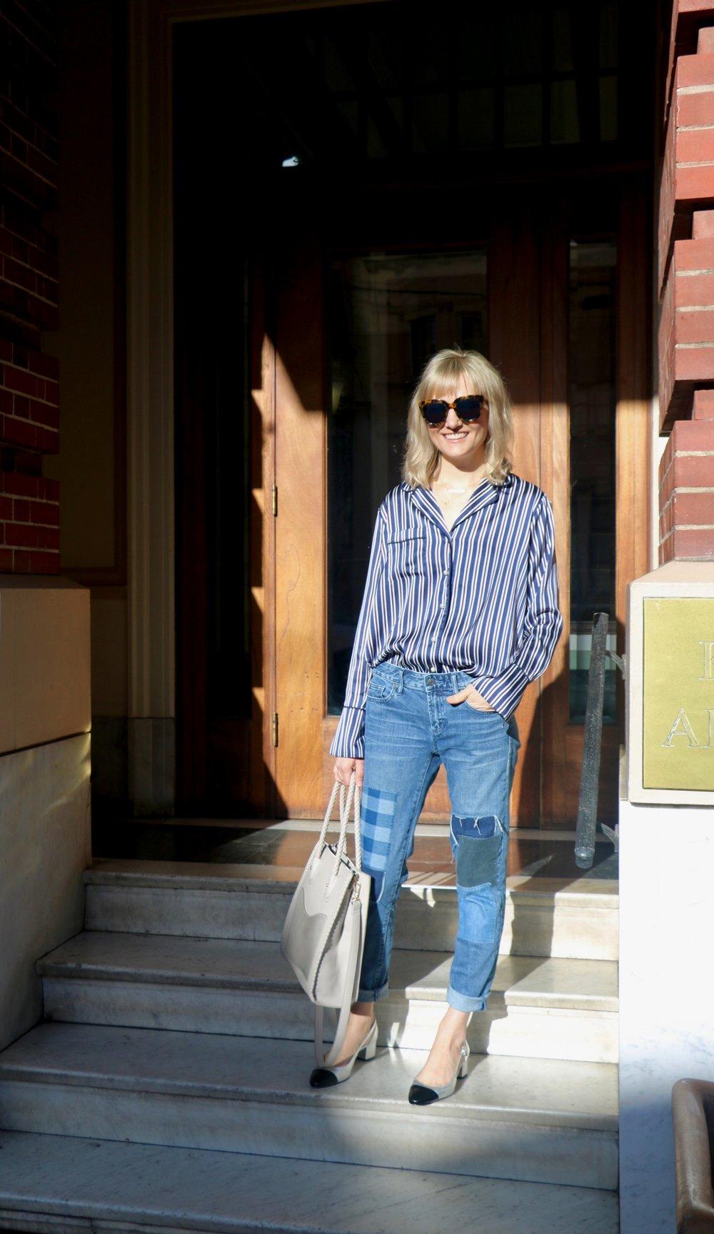Pajama- Blouse-Trend