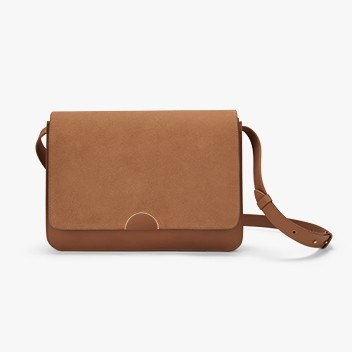 Cuyana Classic Shoulder Bag, $325
