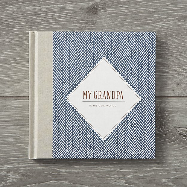 My Grandpa: In His Own Words Book $11