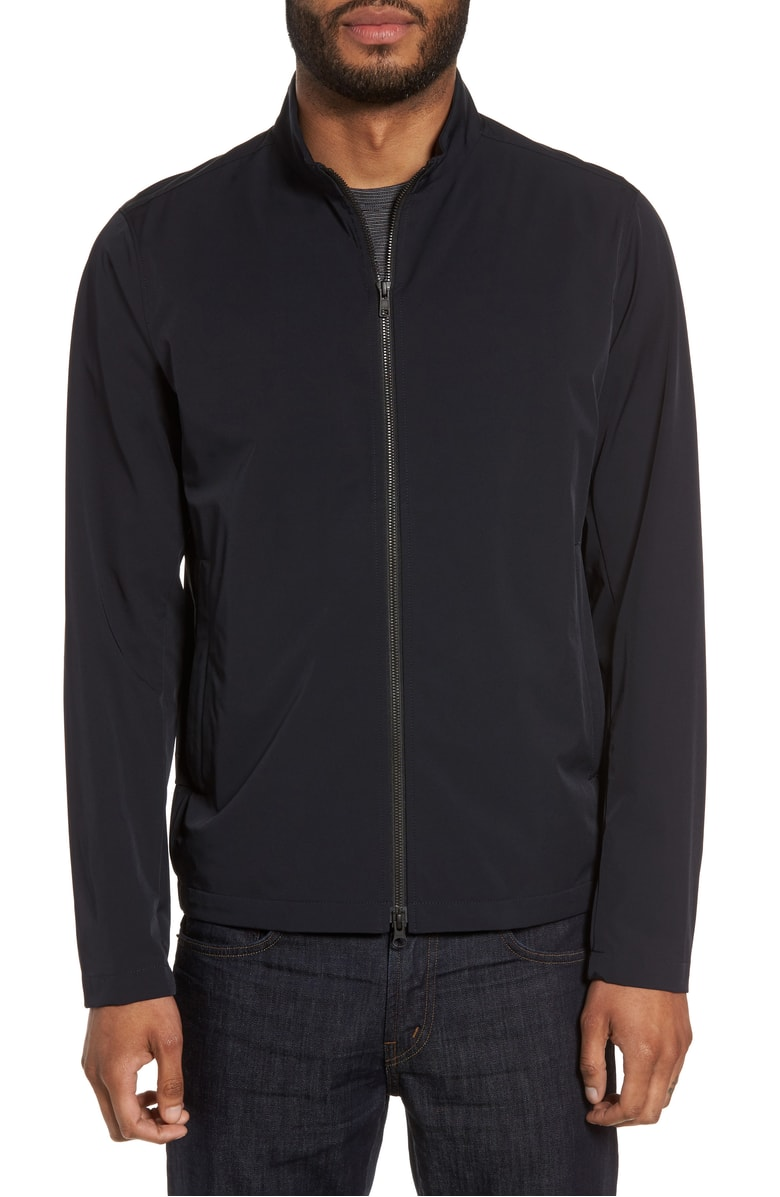 Theory Zip Front Jacket
