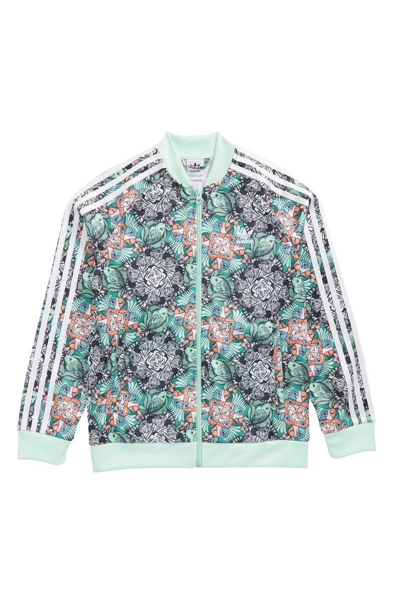 Adidas Kids Superstar Track Jacket