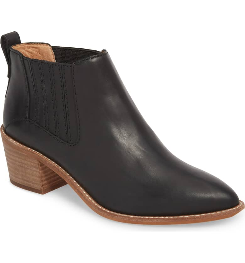 Madewell The Bonham Bootie, $118 (on sale!)