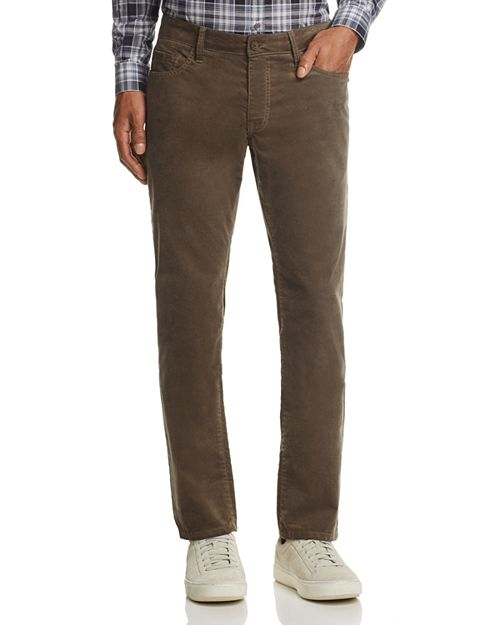 Flag & Anthem Ralston Straight Fit Corduroy Pants $47