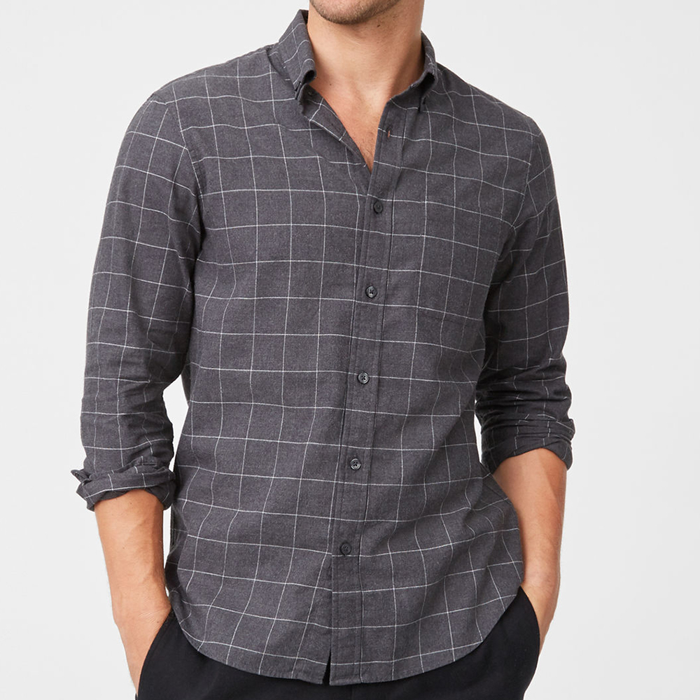 Club Monaco Plaid Shirt, $89