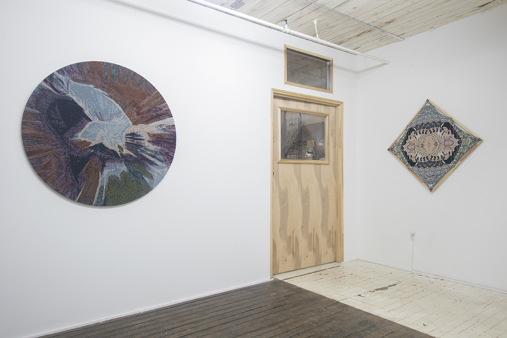 Seeing Backwards, Calico Gallery, Brooklyn, NY, May 2015