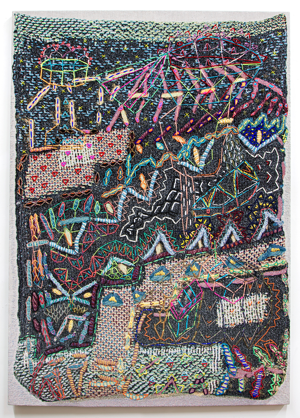 Sampler, Planthouse Gallery, 2018