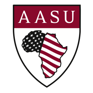 the logo for African-American Student Union