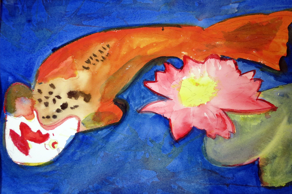 Koi with Lily by Madison Leon.JPG