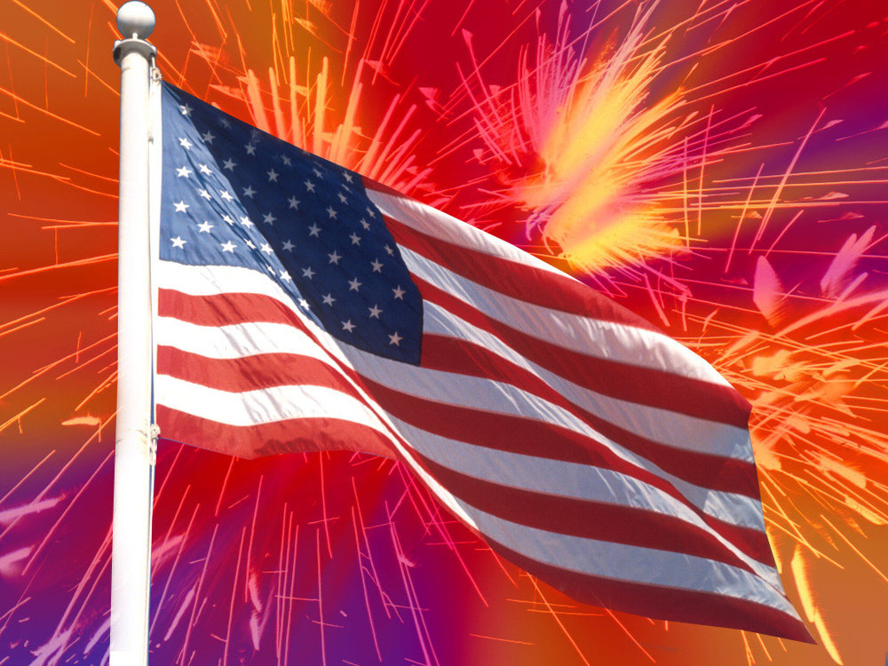 Celebrating July 4! - In honor of Independence Day, East Somerset offices will be closed and all services and activities will be canceled. Reflect. Rejoice. As we thank God for the blessings we enjoy in this great nation, remember to thank Him for the source of true liberty and life, Jesus!