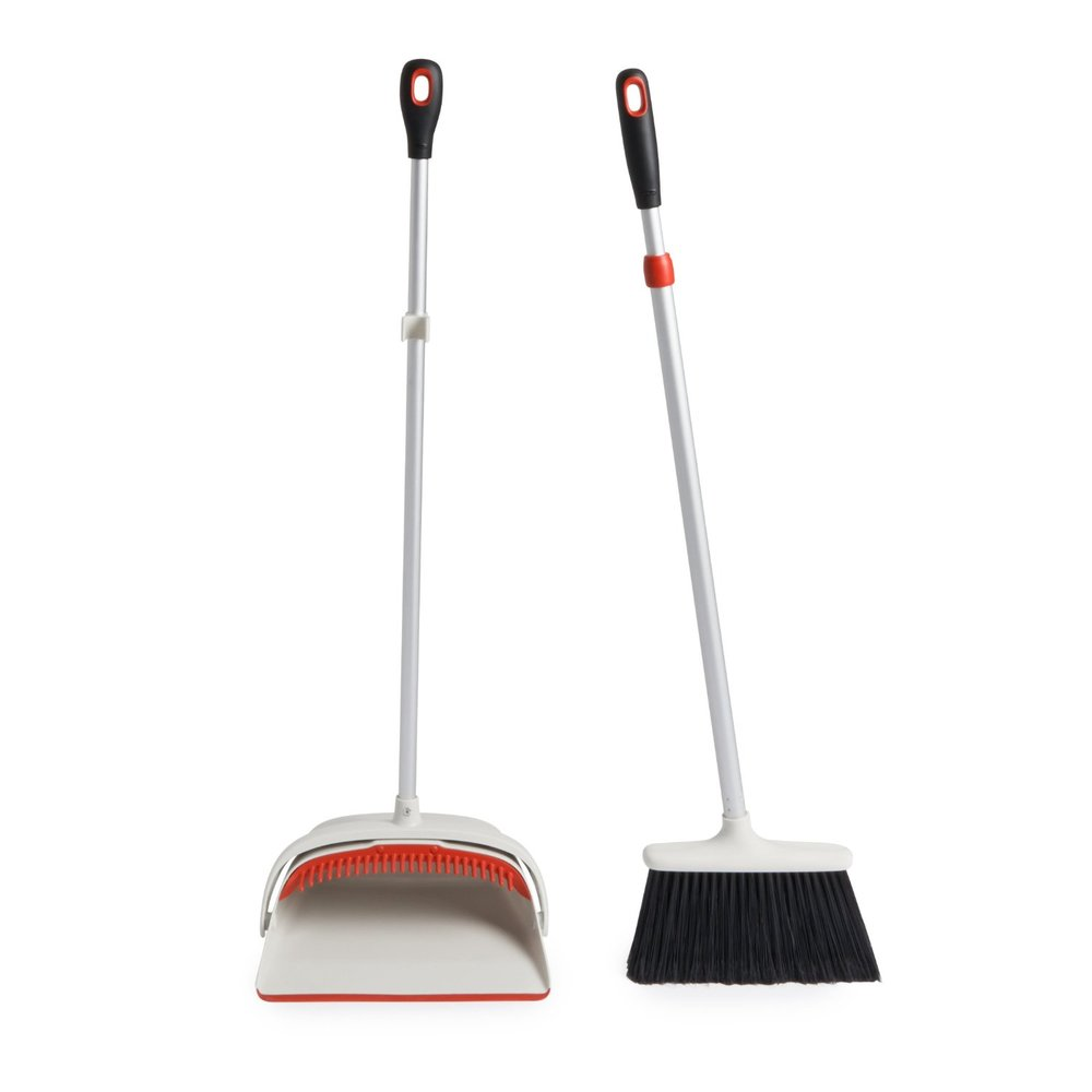 Oxo Broom and Dustpan