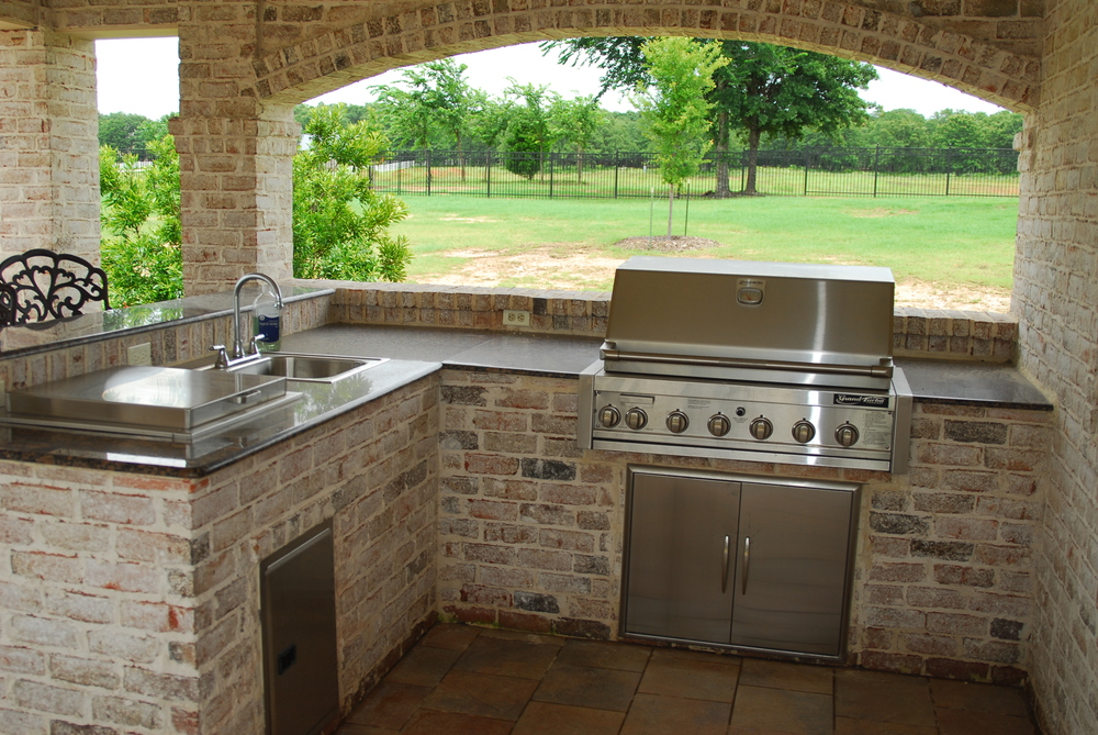 Unlimited outdoor kitchens for Build your outdoor kitchen