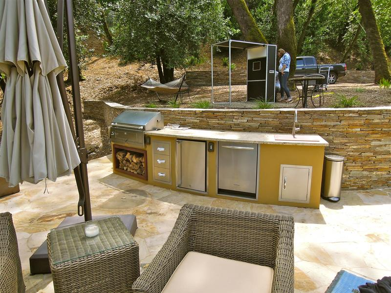 Unlimited Outdoor Kitchen San Jose Ca.LAX Outdoor Kitchen With Two ...